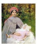The Nurse, c.1912 Giclee Print by Julius Gari Melchers