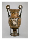 Volute Krater, Apulia, 320-310 BC (Clay) (See also 321231) Giclee Print by  Baltimore Painter