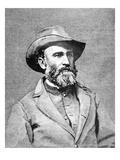 Portrait of General Jubal A. Early (Litho) Giclée-Druck von  American