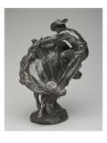 Rough Rider, 1900 (Bronze) Giclee Print by Solon Hannibal Borglum