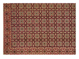 Floorcover, Turkish, Early 16th Century (Textile) Giclee Print