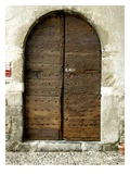 Door in the Cloisters (Photo) Giclee Print