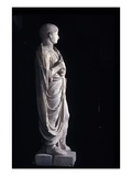 Togate Statue of the Young Nero, C.50Ad (Marble) Giclee Print by  Roman