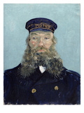 Portrait of Postman Roulin, 1888 Giclee Print by Vincent van Gogh