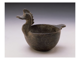 Bird Effigy Bowl, Mississippi (Earthenware) Giclee Print by  American