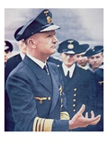 Grand Admiral Karl Donitz (Coloured Photograph) Giclee Print by  German photographer