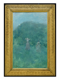 Summer, 1893 Giclee Print by Thomas Wilmer Dewing