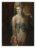 Portrait of a Lady Giclee Print by Henry Fuseli