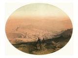 View of Nazareth Giclee Print by Alexius Geyer