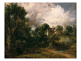 The Glebe Farm, 1827 Giclee Print by John Constable