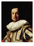 Portrait of Stefano Della Bella Giclee Print by Carlo Dolci