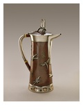 Coffeepot, Tiffany and Company, 1879 (Sterling Silver with Copper) Giclee Print by  American