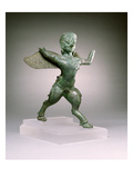Garuda Figurine, Cambodian, 1112/1152 (Bronze) Giclee Print