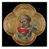 St. Peter, 1370/77 (Tempera on Panel) Giclee Print by  Dalmasio di Jacopo Scannabecchi