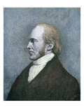 Aaron Burr (1756-1836) (Coloured Engraving) Giclee Print by  American