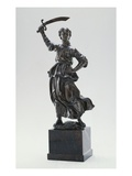 Judith, C.1470 (Bronze with Traces of Gilding) Giclee Print by Antonio Pollaiolo