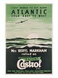 Poster Advertising 'Castrol' Oil, C.1938 (Colour Litho) Giclee Print by  English