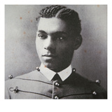 Henry Ossian Flipper (1856-1940) the First Black Graduate of West Point Military Academy Giclee Print by  American Photographer