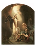 Jacob's Dream Giclee Print by Ferdinand Bol