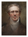 Self Portrait, 1828 (Oil on Canvas) Giclee Print by Rembrandt Peale