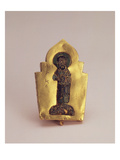 Link from a Diadem, Depicting St. Mark the Evangelist, Kiev, 12th Century (Gold, Cloisonne) Giclee Print