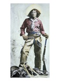 Nat Love, C.1870 (Photo) Giclee Print by  American Photographer