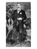Dallas Stoudenmire (B.1845) 1881 (B/W Photo) Giclee Print by  American Photographer