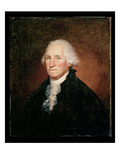 George Washington (1732-99) 1795 (Oil on Canvas) Giclee Print by Rembrandt Peale