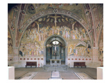 Scenes from the Life of Christ, from the Spanish Chapel, C.1365 (Fresco) Giclee Print by  Andrea di Bonaiuto