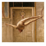 Ring Gymnast No.2, 1912 Giclee Print by Eugene Jansson