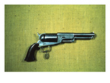 Colt 'Walker' Model .44 Calibre Revolver of 1847 (Wood and Metal) Giclee Print by  American