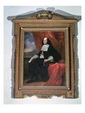 Portrait of the Grand Duke Cosimo III Giclee Print by Pietro Dandini