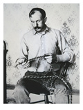 Tom Horn (1861-1903) (B/W Photo) Giclee Print by  American Photographer