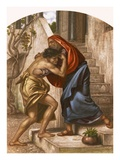 Return of the Prodigal Son Giclee Print by  English