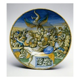 The Dream of Daniel, 1545 (Ceramic) Giclee Print