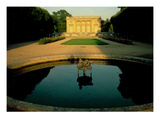 View of the Garden Facade, 1762-68 (Photo) Giclee Print by Jacques-Ange Gabriel