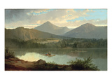 Western Landscape, c.1847-49 Giclee Print by John Mix Stanley