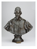 Pope Clement Ix, C.1669/78 (Bronze) Giclee Print by Giovanni Lorenzo Bernini