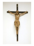 Corpus of Christ, 1400/10 (Willow with Polychrome Decoration) Giclee Print by Francesco di Valdambrino