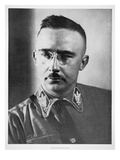 Heinrich Himmler, 1933 (B/W Photo) Giclee Print by  German photographer
