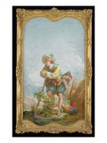 The Reaper, 1754/55 Giclée-Druck von Jean-Honore Fragonard