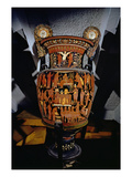 Apulian Red-Figure Volute-Crater Decorated with a Scene of the Sacrifice of Trojan Prisoners Giclee Print by  Darius Painter