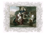The Flight into Egypt Giclee Print by J. Bol