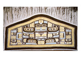 Chilkat Blanket, Tlingit Tribe (Textiles) Giclee Print by  American