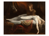 The Nightmare, 1781 Reproduction procédé giclée par Henry Fuseli