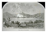 West Point, the Key Fort That Benedict Arnold Plotted to Deliver to the British During the War Giclee Print by  American