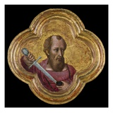 St. Paul (Tempera on Panel) Giclee Print by Dalmasio di Jacopo Scannabecchi