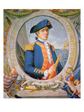 John Paul Jones (Colour Litho) Giclee Print by  American