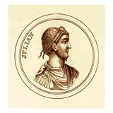 Julian, Illustration from 'The Universal Historical Dictionary' by George Crabb, Published 1825 Giclee Print by  English