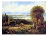 Washington in the Distance Giclee Print by Andrew Melrose